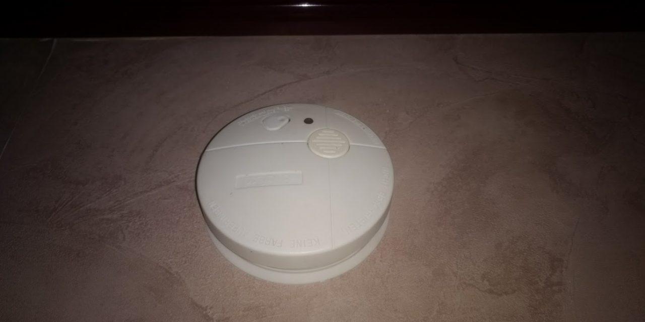 Bien Installer un détecteur de fumée