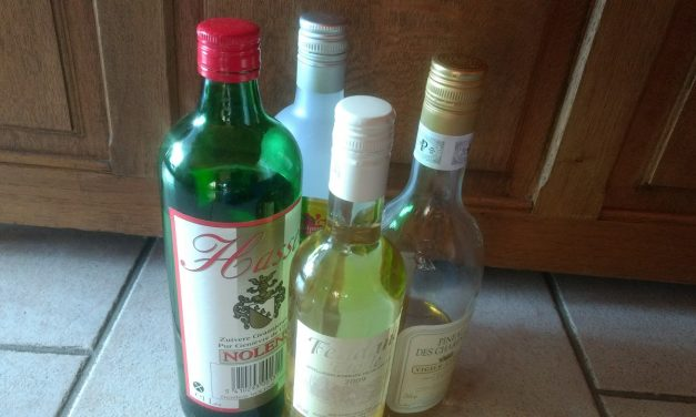 Les accises sur l'alcool augmentent, avez vous du stock pour l'apéro ?