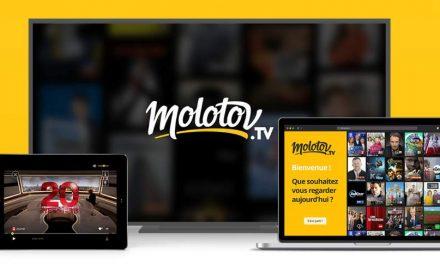 Molotov.tv Toute la Tv Française gratuite sur votre pc ou android