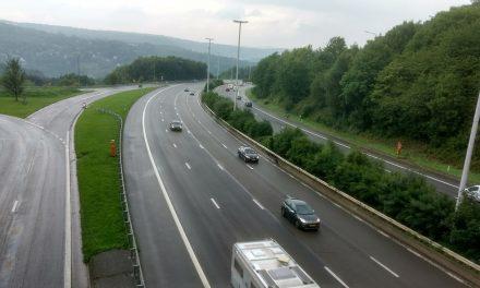 Trafic et caméras sur les autoroutes de Wallonie