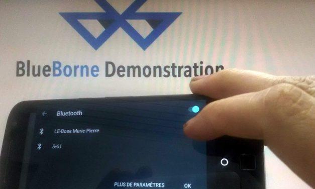 Blueborne attaque de votre Smartphone via Bluetooth