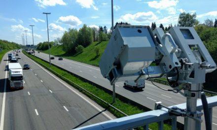 Ne confondez pas Camera ANPR de comptage et Radar