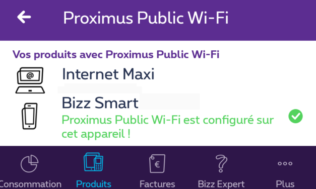 Proximus Fon, Smart Wi-Fi devient Public Wi-Fi