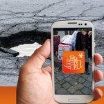 Betterstreet signaler les dégradations à votre commune via smartphone