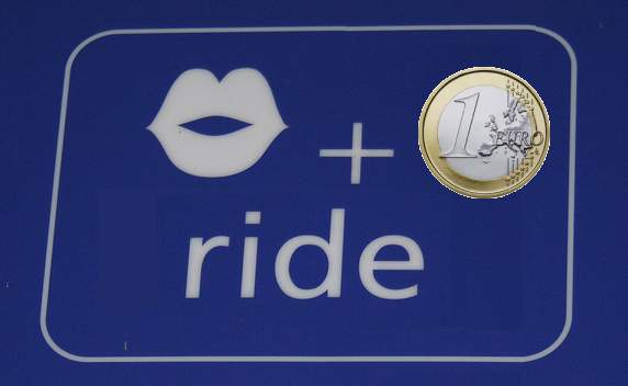 le KISS & Ride à 1 euro à Bruxelles Sud Charleroi Airport