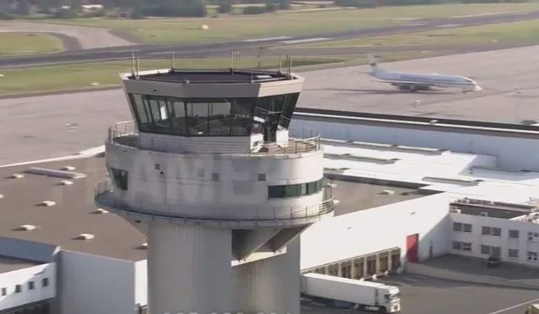 Écouter les communications radio entre les avions et la tour de Liège Bieset